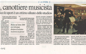 il Messaggero 1 novembre 2012