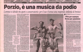 La Gazzetta Sportiva domenica, 22 agosto 2004