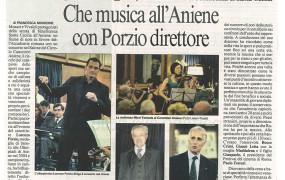 Il Messaggero - Venerdì 26 Ottobre 2012