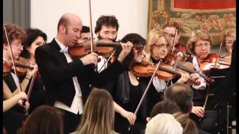 J. S. Bach – Concerto in A m per Violinol e Orchestra